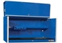 "Picture of 55"" X 30"" 12 Drawer Rolling Tool Cabinet +  55"" Top Hutch R-CRX55301201SET"