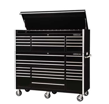 "Picture of 72"" Rolling Tool Cabinet + 72"" Top Tool Chest R-CRX722531SET"