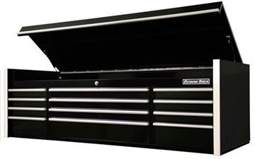 "Picture of Extreme 72"" 12 Drawer Top Chest R-RX722512CH"