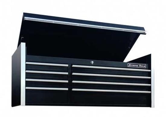 Black tool chest 55