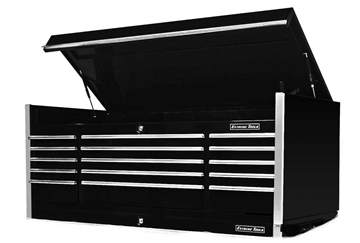 "Picture of Extreme 72"" 15 Drawer Triple Bank Top Chest R-EX7215CH"