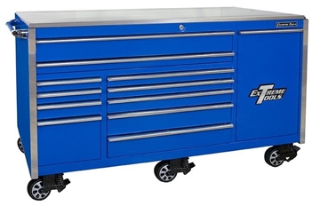 "Picture of Extreme 76"" Roller Cabinet Tool Box R-EX7612RC"