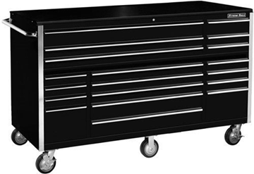 "Picture of 72"" 19 Drawer Rolling Tool Cabinet R-CRX723019RC"