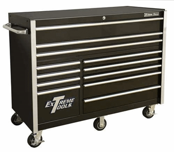 "Picture of Extreme Tools 55"" 12 Drawer Rolling Tool Cabinet R-RX552512RC"