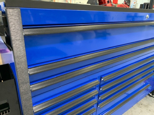 72 roll cabinet tool box pic from customer