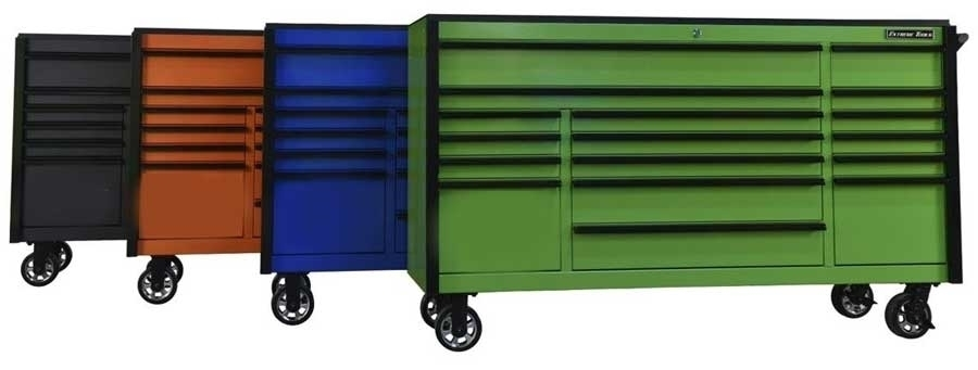 "CDX Series 72"" Rolling Tool Storage Box"